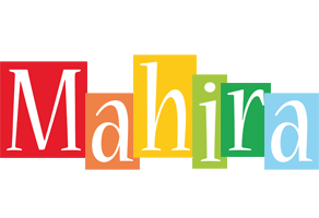 Mahira colors logo