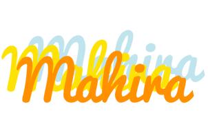 Mahira energy logo