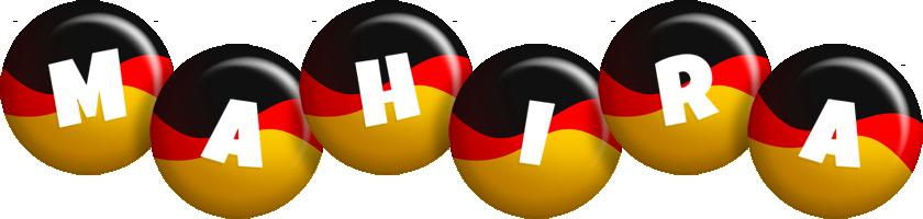 Mahira german logo