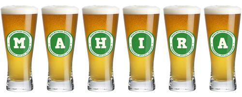 Mahira lager logo