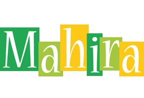 Mahira lemonade logo