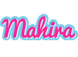 Mahira popstar logo