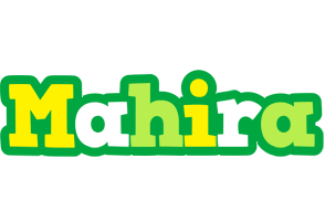 Mahira soccer logo