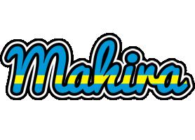Mahira sweden logo