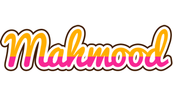 Mahmood smoothie logo