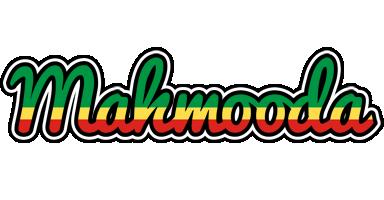 Mahmooda african logo