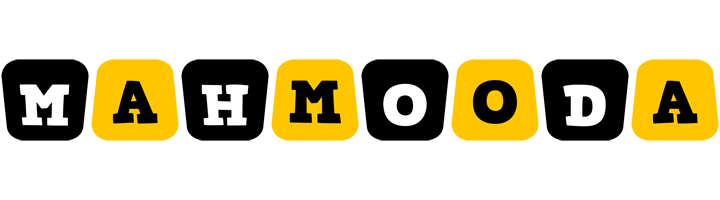 Mahmooda boots logo