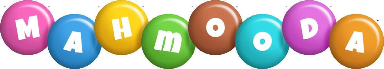 Mahmooda candy logo