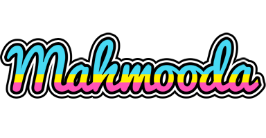 Mahmooda circus logo