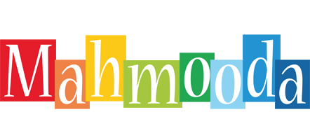 Mahmooda colors logo