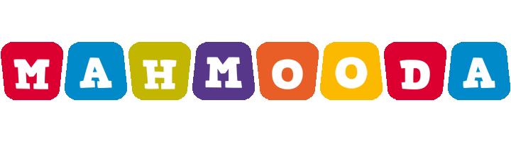 Mahmooda daycare logo