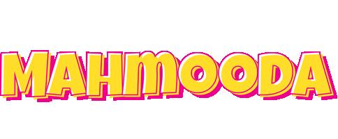 Mahmooda kaboom logo