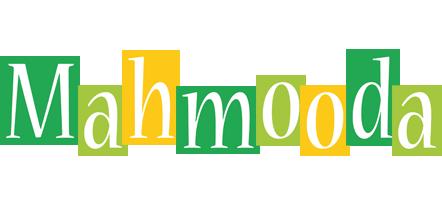 Mahmooda lemonade logo