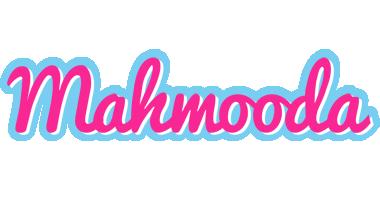 Mahmooda popstar logo