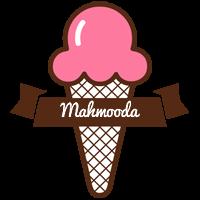Mahmooda premium logo
