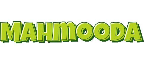 Mahmooda summer logo