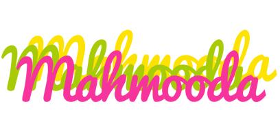 Mahmooda sweets logo