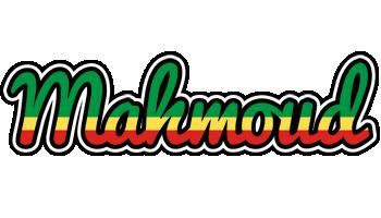 Mahmoud african logo