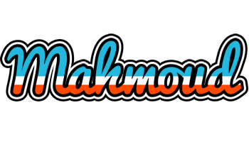 Mahmoud america logo