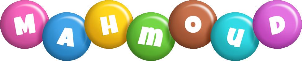 Mahmoud candy logo