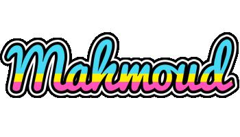 Mahmoud circus logo