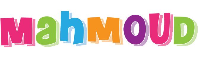 Mahmoud friday logo