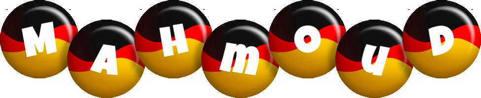 Mahmoud german logo