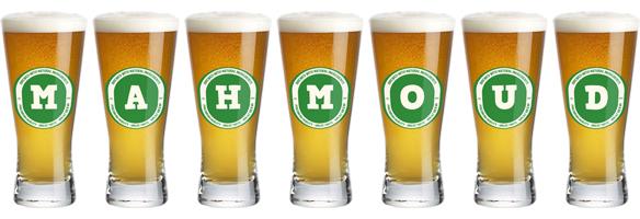 Mahmoud lager logo