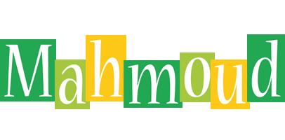 Mahmoud lemonade logo