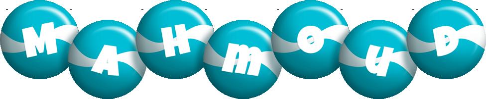 Mahmoud messi logo