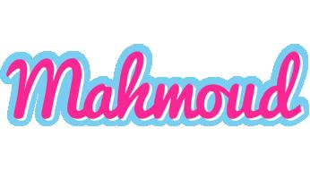 Mahmoud popstar logo