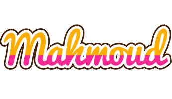 Mahmoud smoothie logo
