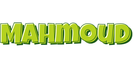 Mahmoud summer logo