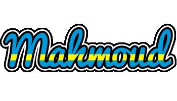 Mahmoud sweden logo