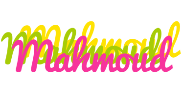 Mahmoud sweets logo