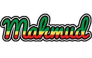 Mahmud african logo