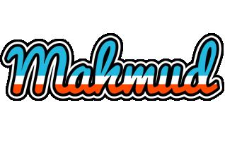 Mahmud america logo