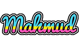 Mahmud circus logo