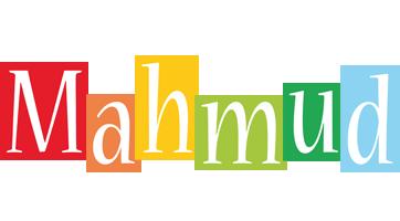 Mahmud colors logo