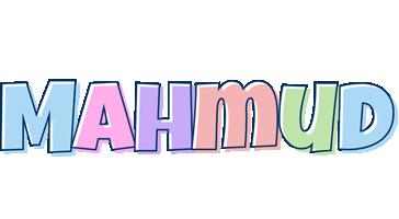 Mahmud pastel logo