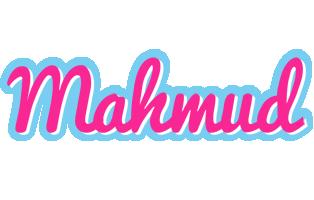 Mahmud popstar logo