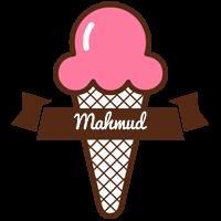 Mahmud premium logo