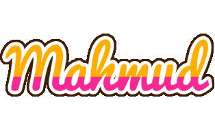Mahmud smoothie logo