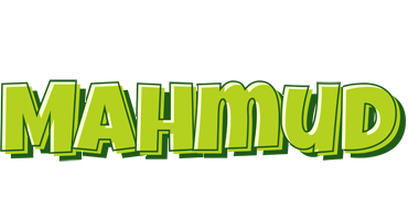 Mahmud summer logo