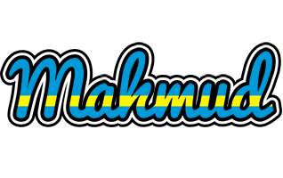 Mahmud sweden logo