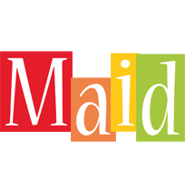 Maid colors logo