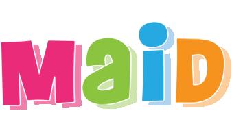 Maid friday logo