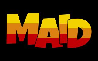 Maid jungle logo