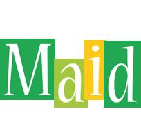 Maid lemonade logo
