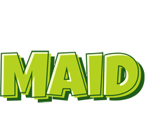 Maid summer logo